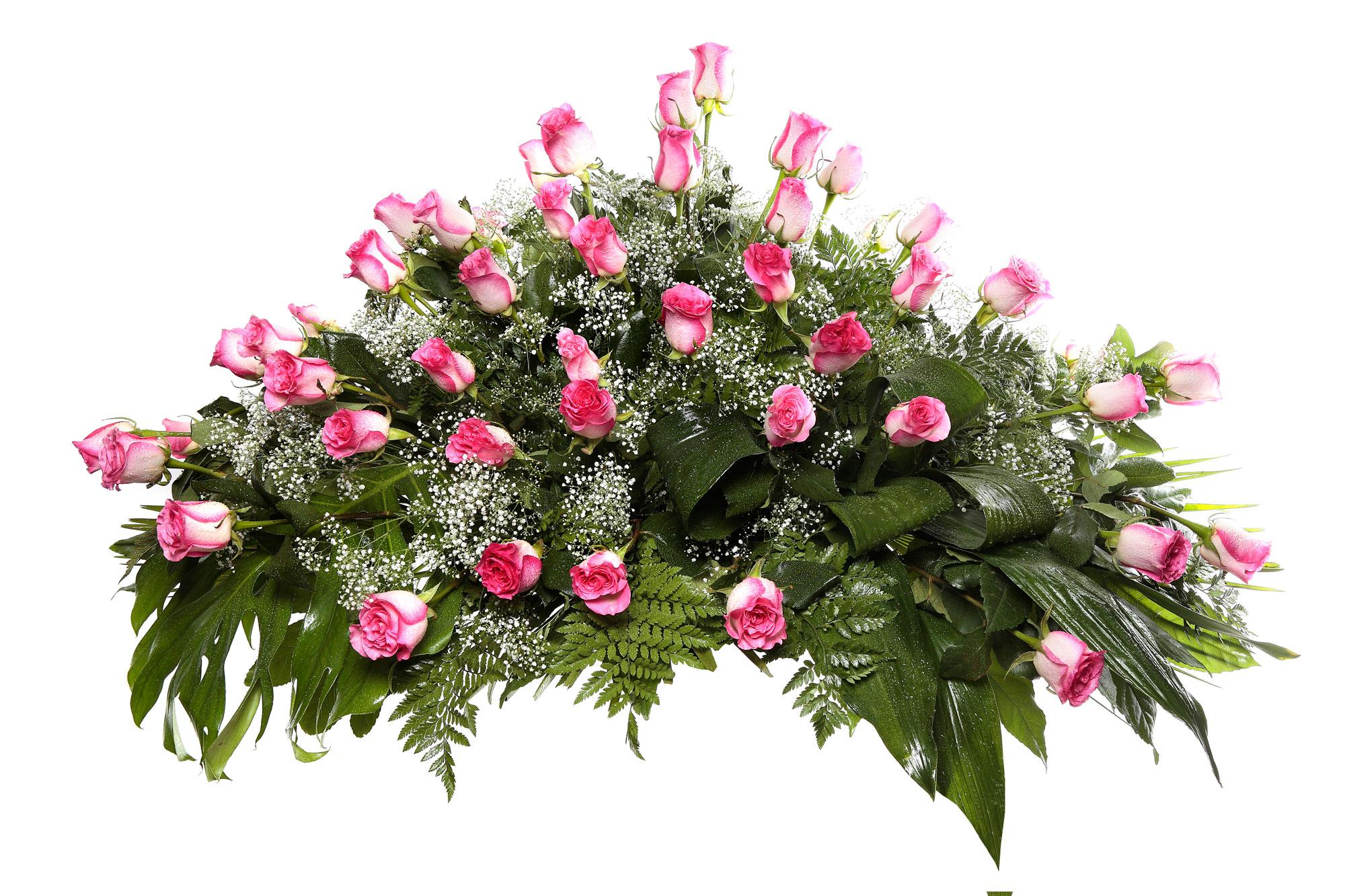 Palma flores tanatorio 12 c palmas flores naturales tienda online los jardines tanatorios - Esquelas leon los jardines ...