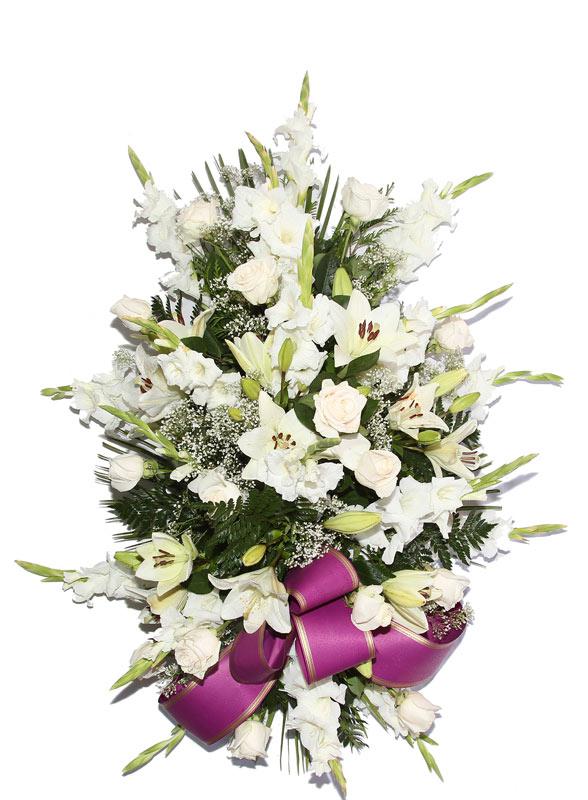 Palma flores naturales modelo 10 palmas flores naturales for Los jardines tanatorio