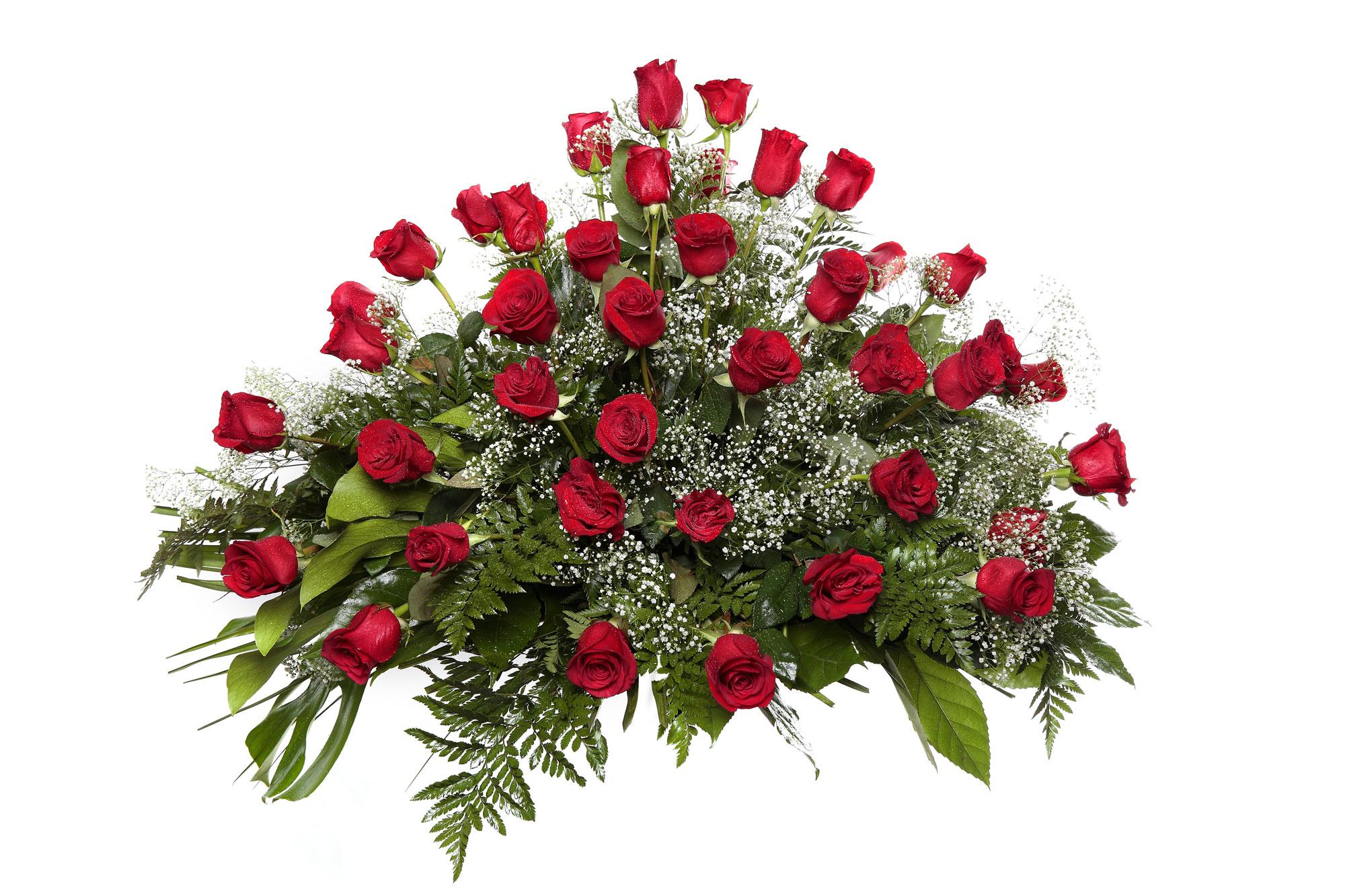 Palma flores tanatorio J Palmas Flores naturales Tienda