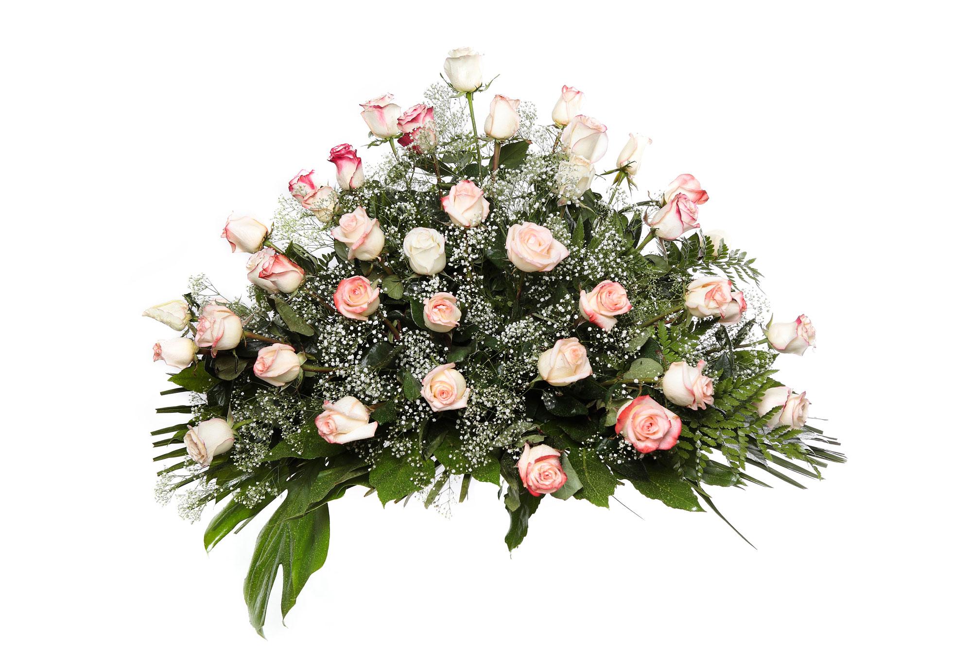 Palma flores tanatorio L Palmas Flores naturales Tienda