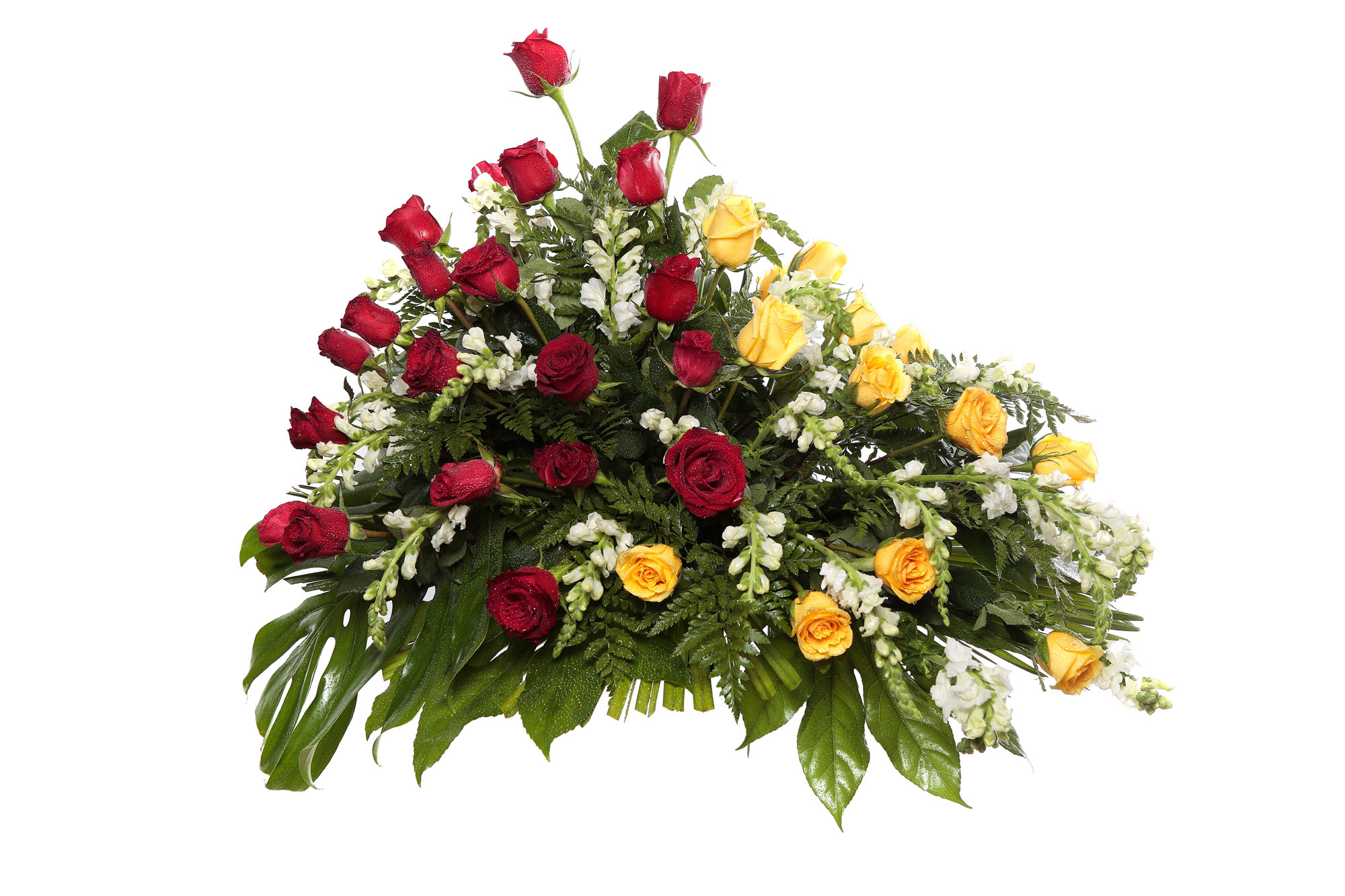 Palma flores tanatorio M Palmas Flores naturales Tienda