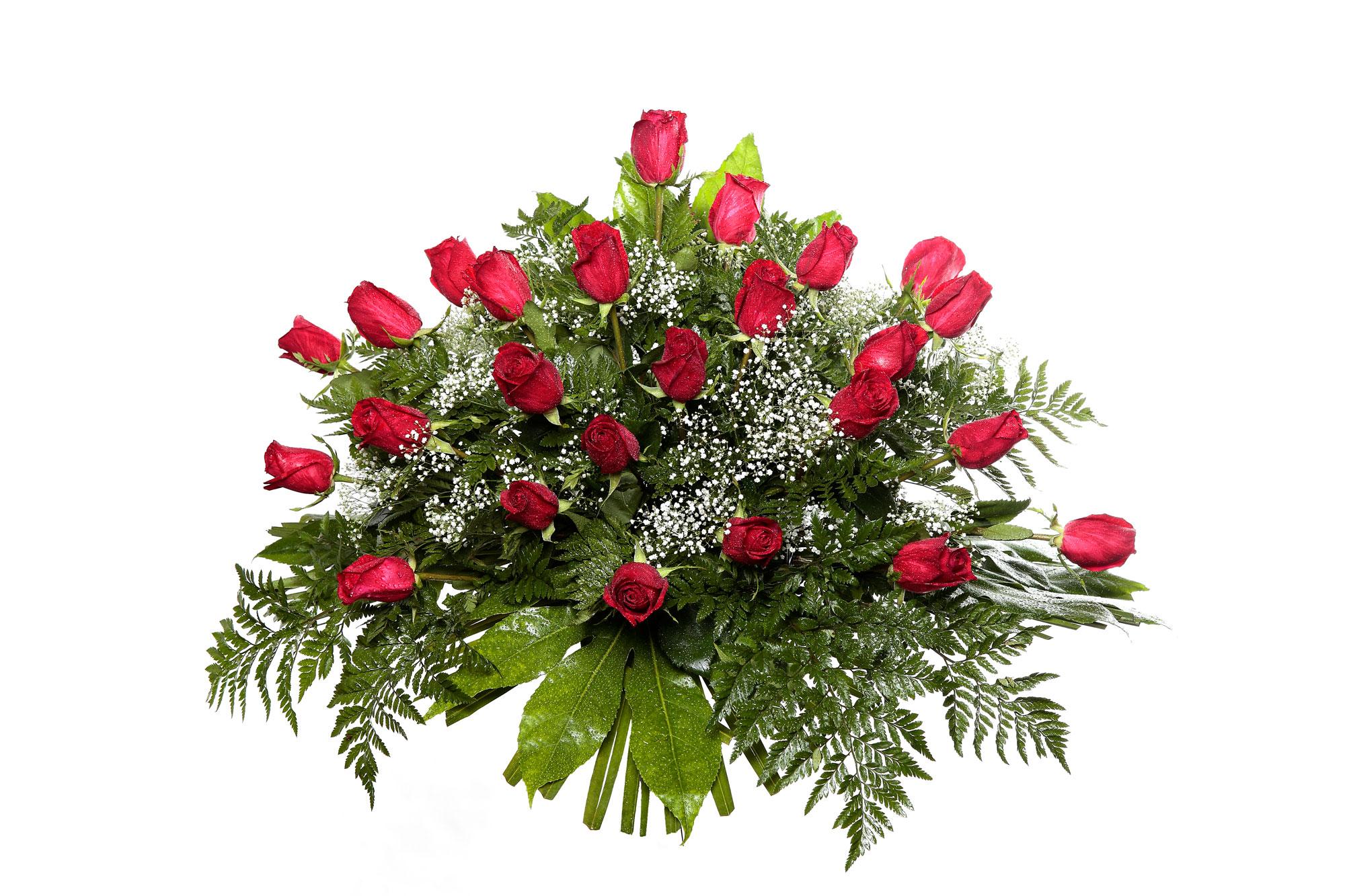 Palma flores tanatorio 8 Q Palmas Flores naturales Tienda