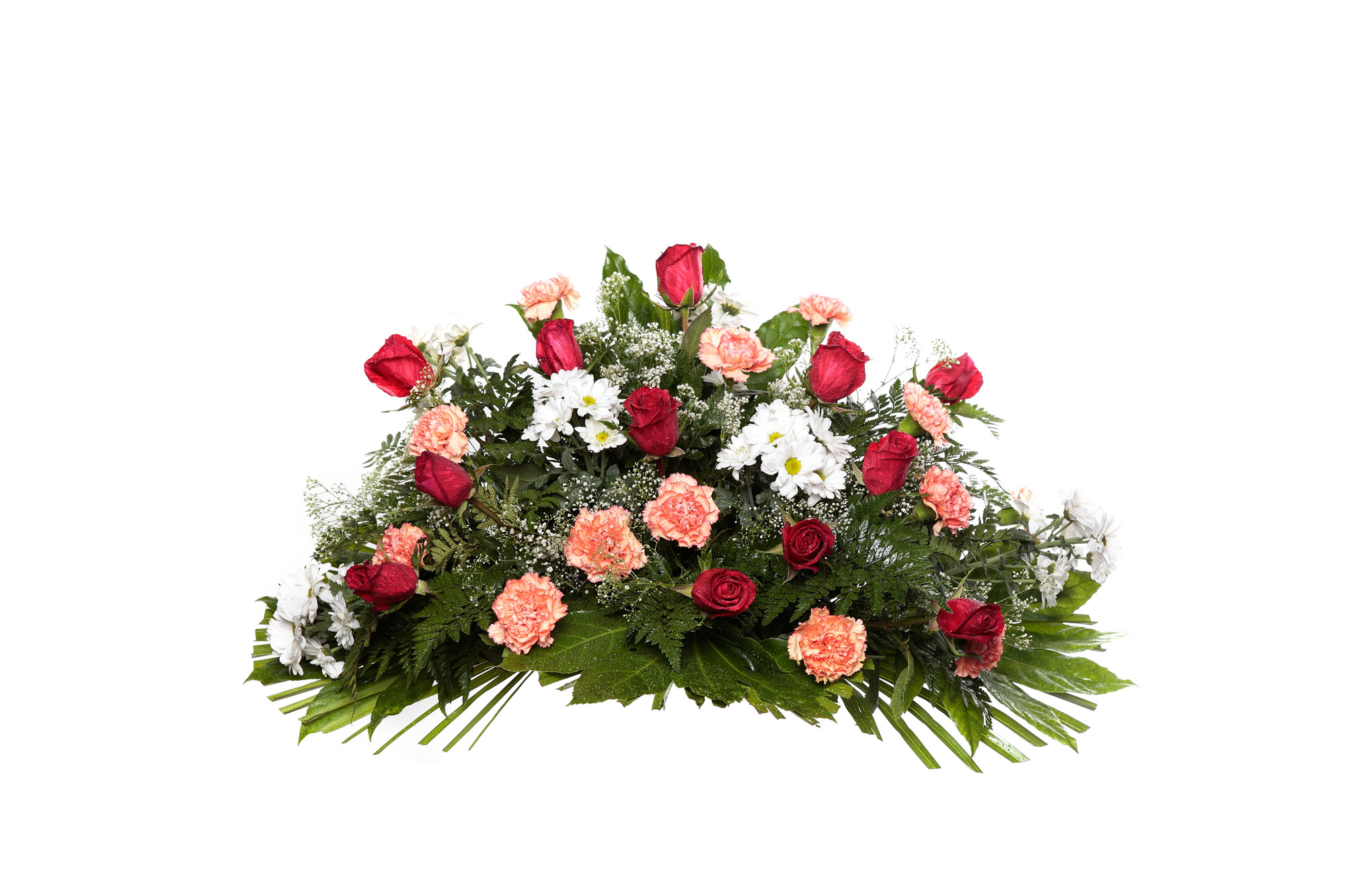 Palma flores tanatorio 6 z palmas flores naturales for Tanatorio los jardines carrizo