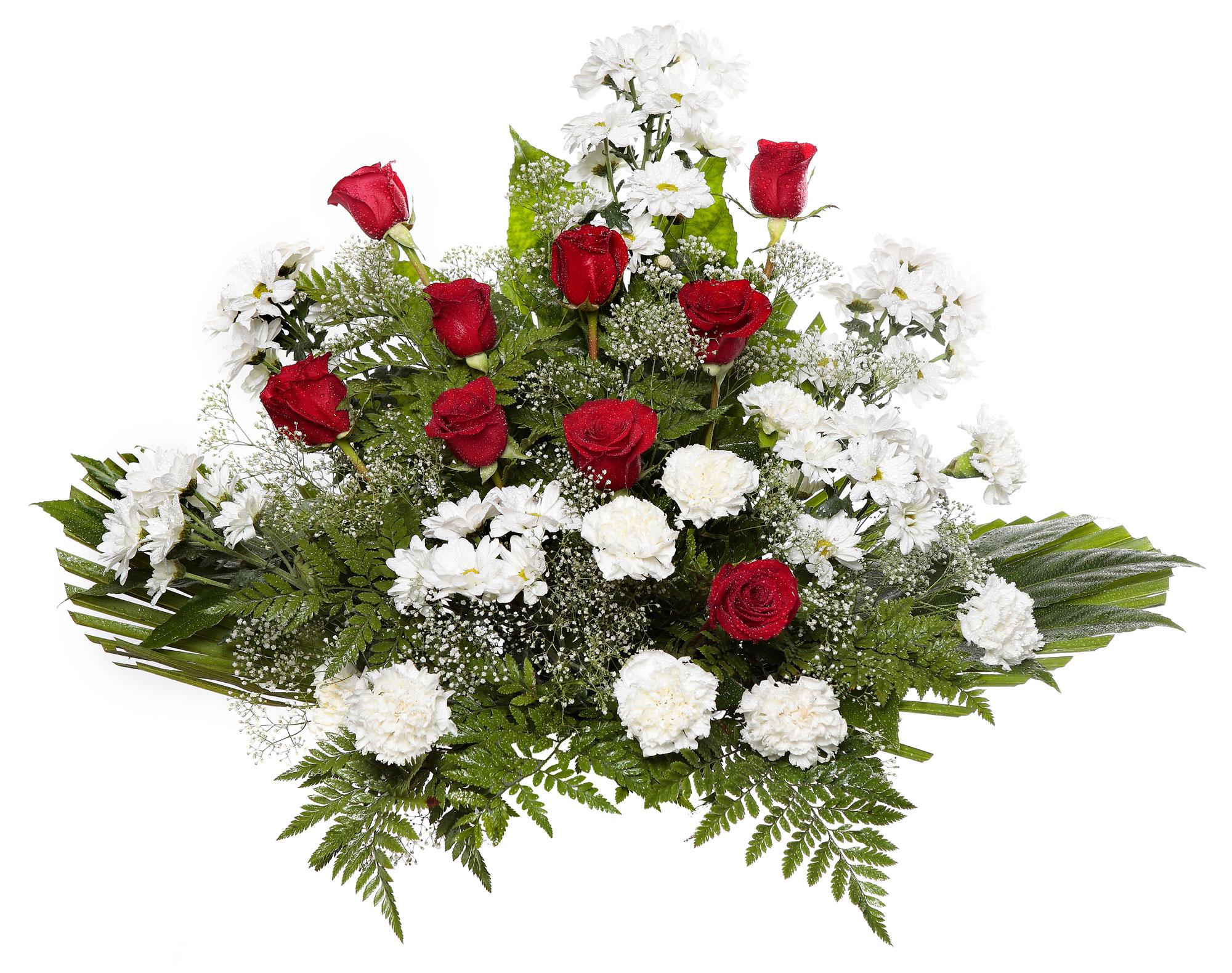 Centro tanatorio 1 detalles flores naturales tienda - Centros de flores naturales ...