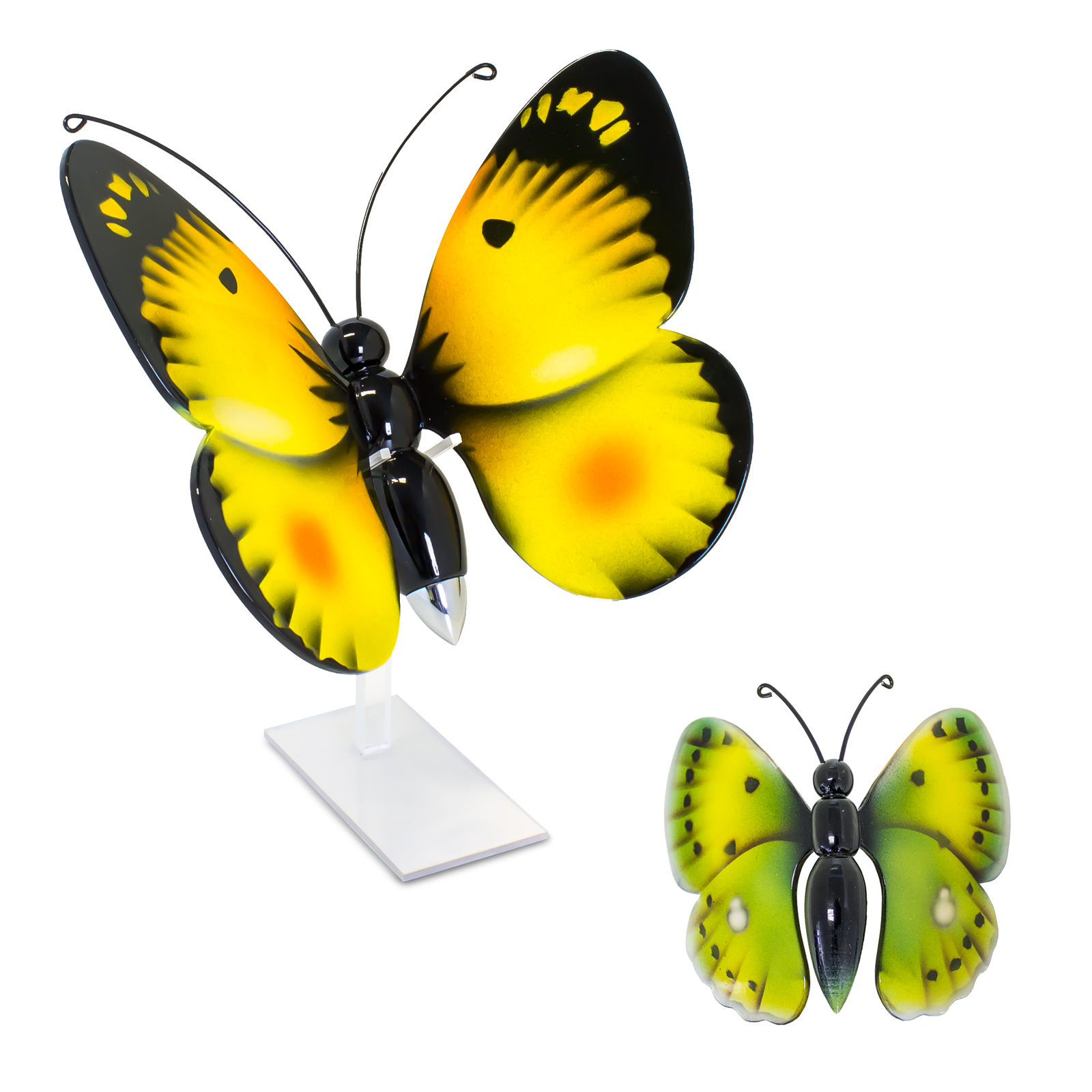 Relicario cenizas mariposa vl 001 s mariposas urnas para for Los jardines tanatorio