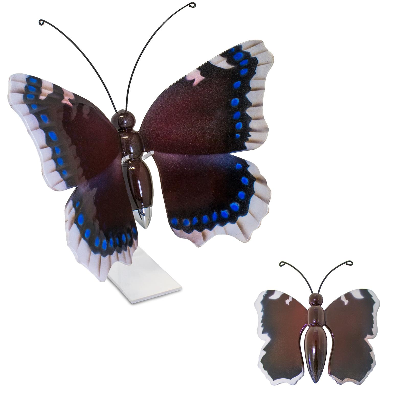 Urna cenizas mariposa vl 005 mariposas urnas para for Los jardines tanatorio