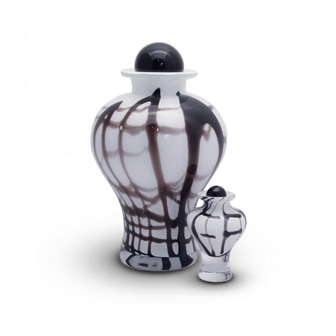 Urna cenizas gu 003 urnas de cristal urnas para cenizas for Los jardines tanatorio