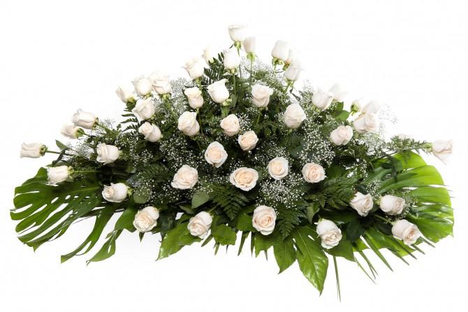 Palma flores tanatorio 12 b palmas flores naturales tienda online los jardines tanatorios - Esquelas leon los jardines ...