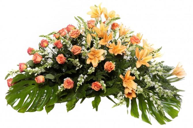 Palma flores tanatorio 12 e palmas flores naturales tienda online los jardines tanatorios - Esquelas leon los jardines ...