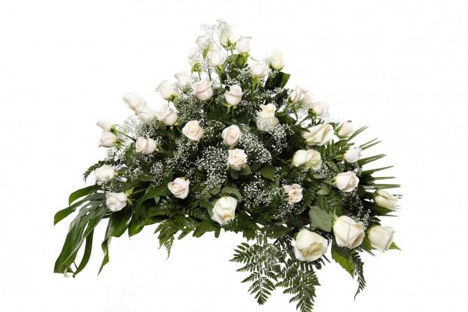 Palma flores tanatorio 10 k palmas flores naturales tienda online los jardines tanatorios - Esquelas leon los jardines ...