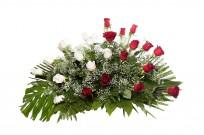 Palma flores tanatorio 8 S